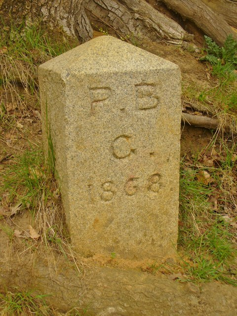 Guildford - Boundary Stone