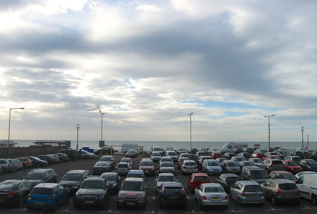 King Alfred Car Park (1), Hove