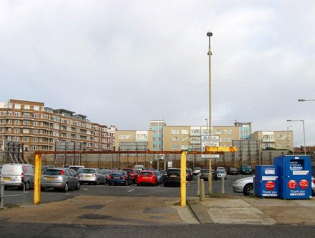 King Alfred Car Park (2), Hove