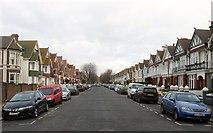 TQ2704 : Carlisle Road, Aldrington, Hove by Simon Carey