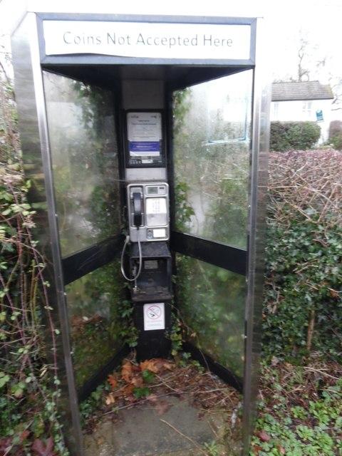 KX300 Telephone Kiosk in Little Kingshill