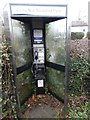SU8998 : Former KX300 Telephone Kiosk in Little Kingshill by David Hillas