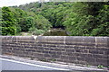 NZ1400 : Lownethwaite Bridge, Reeth Road, over River Swale by Roger Templeman
