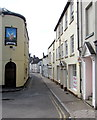 SO5012 : Narrow St Mary Street, Monmouth by Jaggery