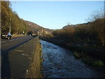 SD9726 : The River Calder by JThomas