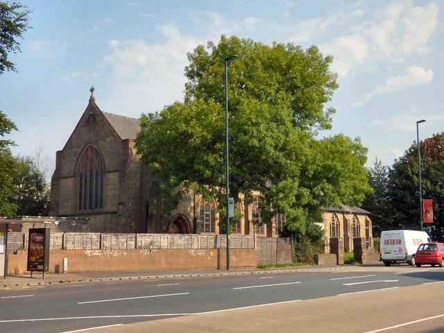 Holy Trinity, Failsworth