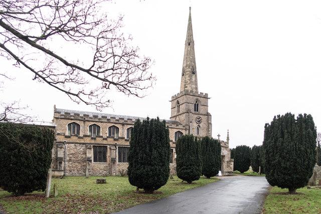 St.Andrews Church, Chesterton