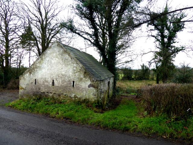 Old farm building, Reaghan