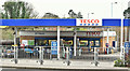 J3480 : Tesco petrol station, Newtownabbey (January 2017) by Albert Bridge