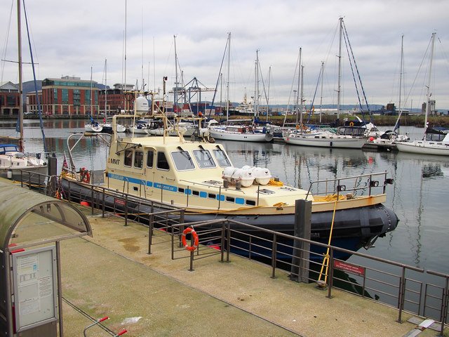 The 'Seabeam' at Belfast
