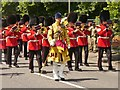 TQ0050 : Guildford - Guards Band by Colin Smith
