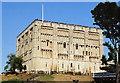 TG2308 : Norwich Castle Keep by Jeff Buck