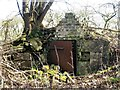 TQ7920 : Tar kiln in Brede High Woods by Patrick Roper