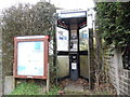 SU8696 : KX300 Telephone Kiosk at Hughenden Valley by David Hillas