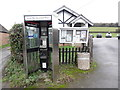 SU8498 : Former KX300 Telephone Kiosk at Upper North Dean by David Hillas