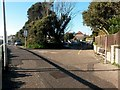 SZ0990 : Bournemouth: footpath C23 diverges from the East Overcliff by Chris Downer