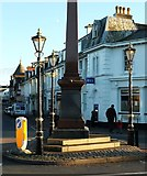 SX9265 : Lampposts, St Marychurch by Derek Harper