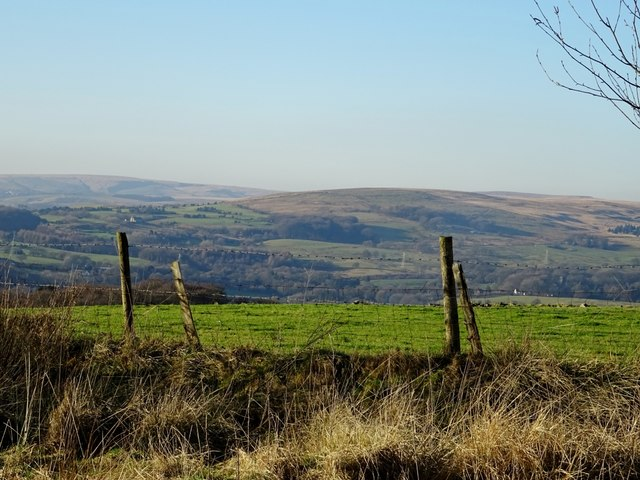 View from Affetside
