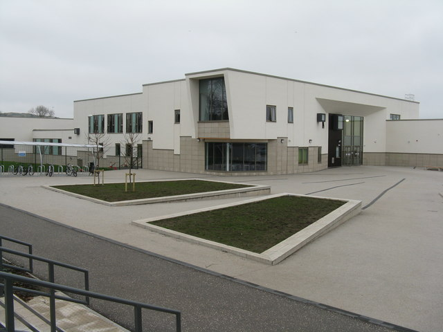Portobello High School, Milton Road