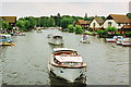 TG3018 : The River Bure at Wroxham by Jeff Buck