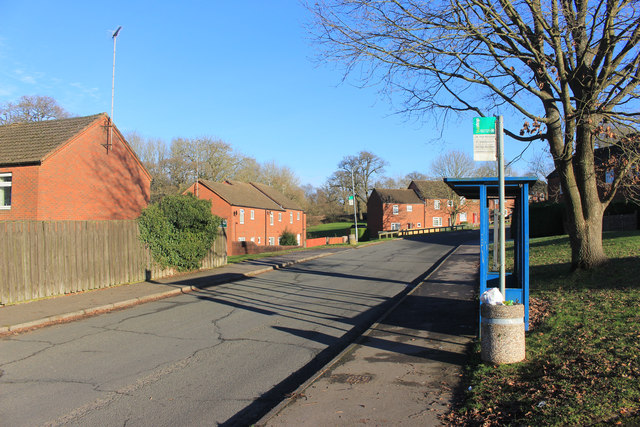Simmons Way, Lane End