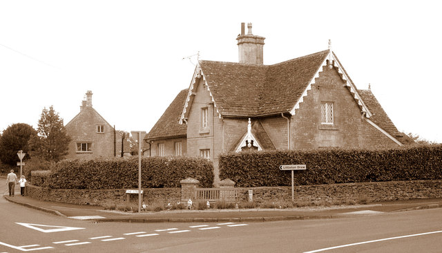 The Old School House, Acton Turville, Gloucestershire 2012