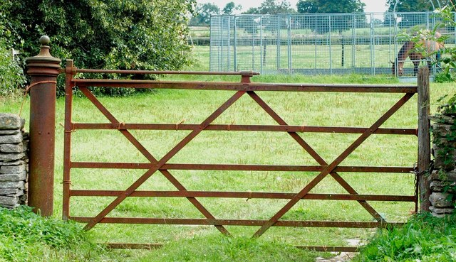 Old Farm Gate, Acton Turville, Gloucestershire 2011