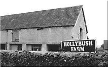 ST8080 : Hollybush Farm, Acton Turville, Gloucestershire 2011 by Ray Bird