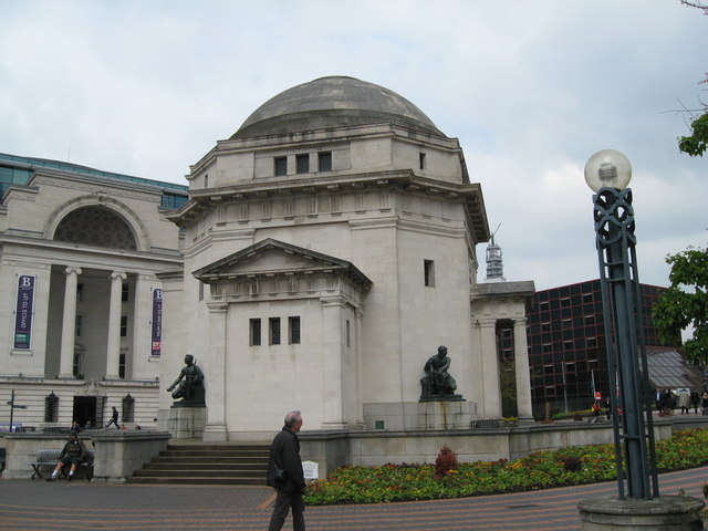 Hall of Memory - Birmingham