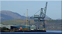 NS2776 : Greenock Ocean Terminal by Thomas Nugent