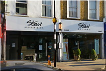 TQ2986 : Stasi barber's and hairdresser's, Junction Road, Archway by Christopher Hilton