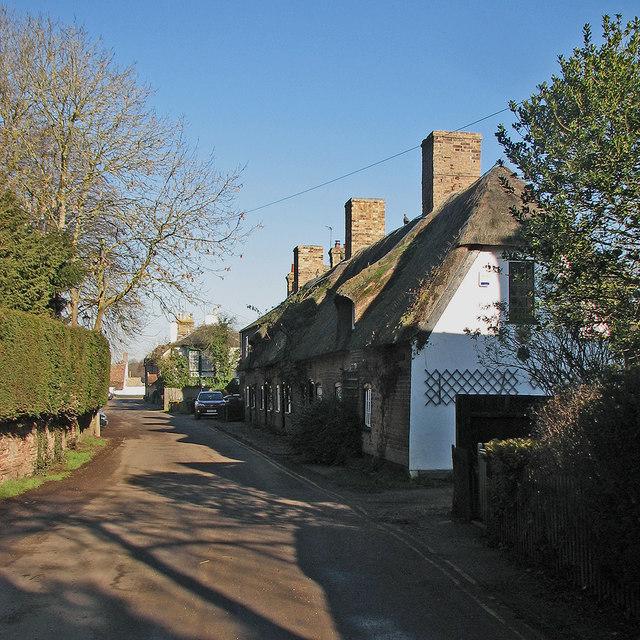 Houghton: Mill Street