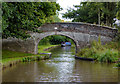 SJ4333 : Greaves Bridge north-west of Lyneal, Shropshire by Roger  Kidd