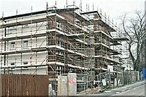 J3674 : New apartments, Park Avenue, Belfast (January 2017) by Albert Bridge
