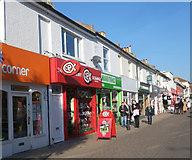 TQ2804 : George Street, Hove by Julian Osley