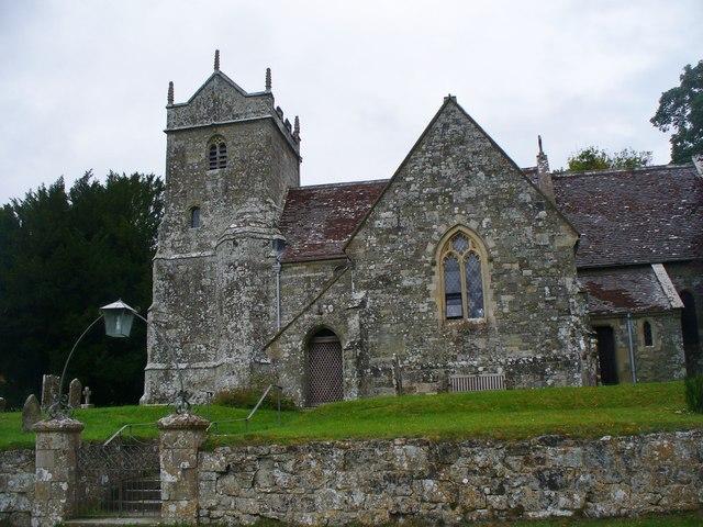 Alvediston Church