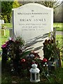 SO9723 : Grave of Rolling Stone, Brian Jones by Philip Halling