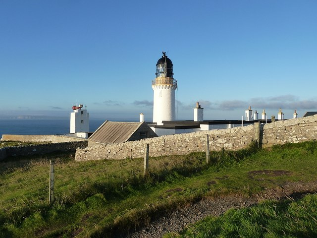 Dunnethead Lighthouse