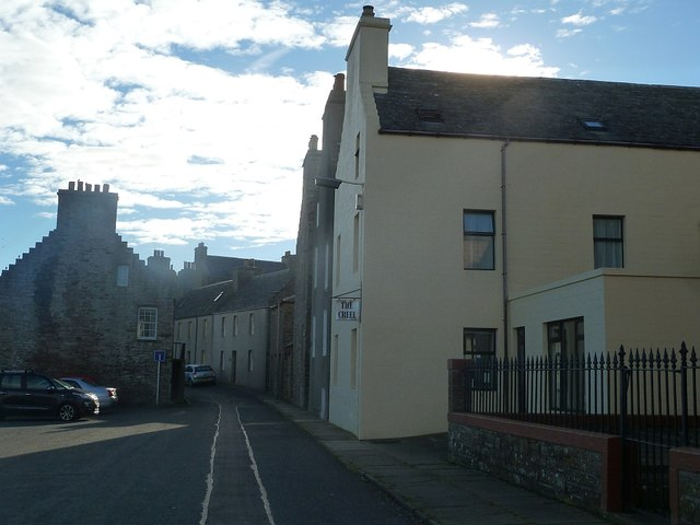 The Creel, St Margaret's Hope