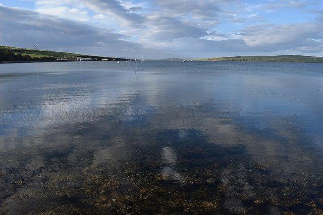 St Margaret's Hope - The Bay