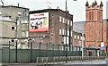 J3476 : Former York Road police station, Belfast (January 2017) by Albert Bridge