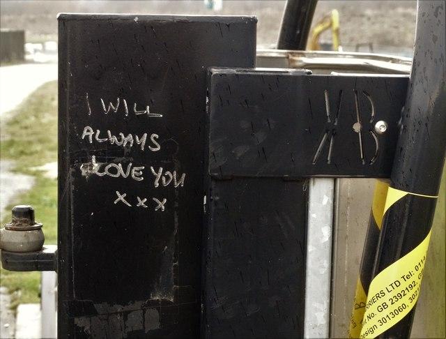 """""""I Will Always Love You xxx"""""""