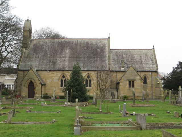 Church of St Matthew, Dinnington