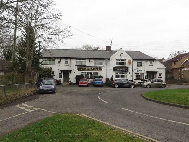 The Masons Arms, Dinnington