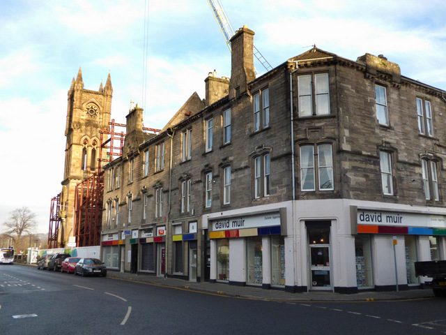 Church Street at Castle Street