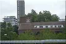 TQ3379 : London City Mission by N Chadwick