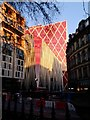 TQ2879 : New Office Building in Victoria Street by PAUL FARMER