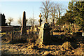 ST7367 : Lansdown Cemetery by Richard Croft