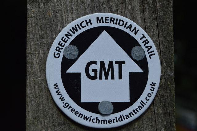 Greenwich Meridian Trail Logo