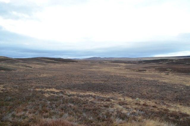 Valley of the Torbreck Burn, Sutherland